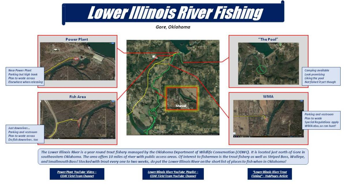 Lower Illinois River Infographic