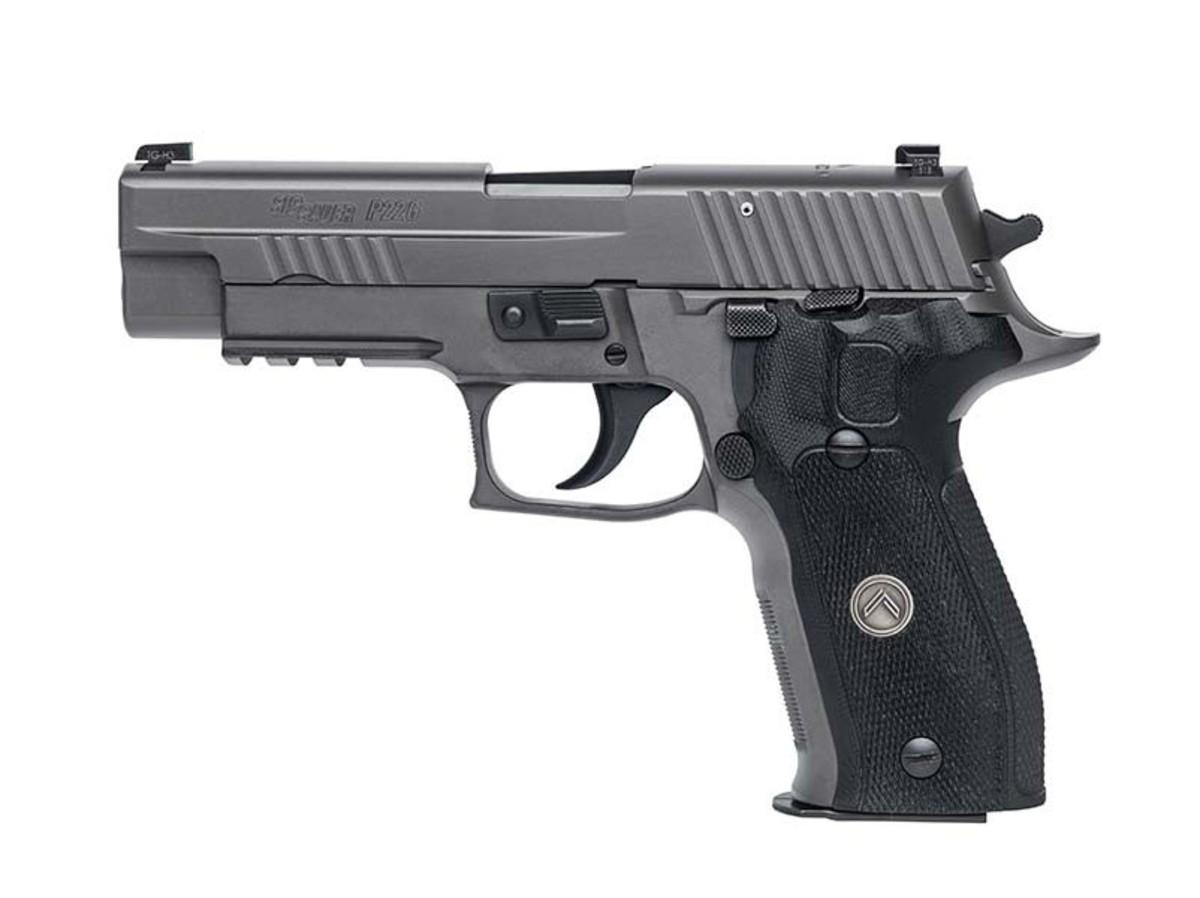 Sig Sauer P226 Legion