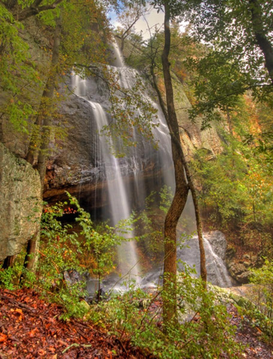 Griffin Falls, Dawson, Alabama