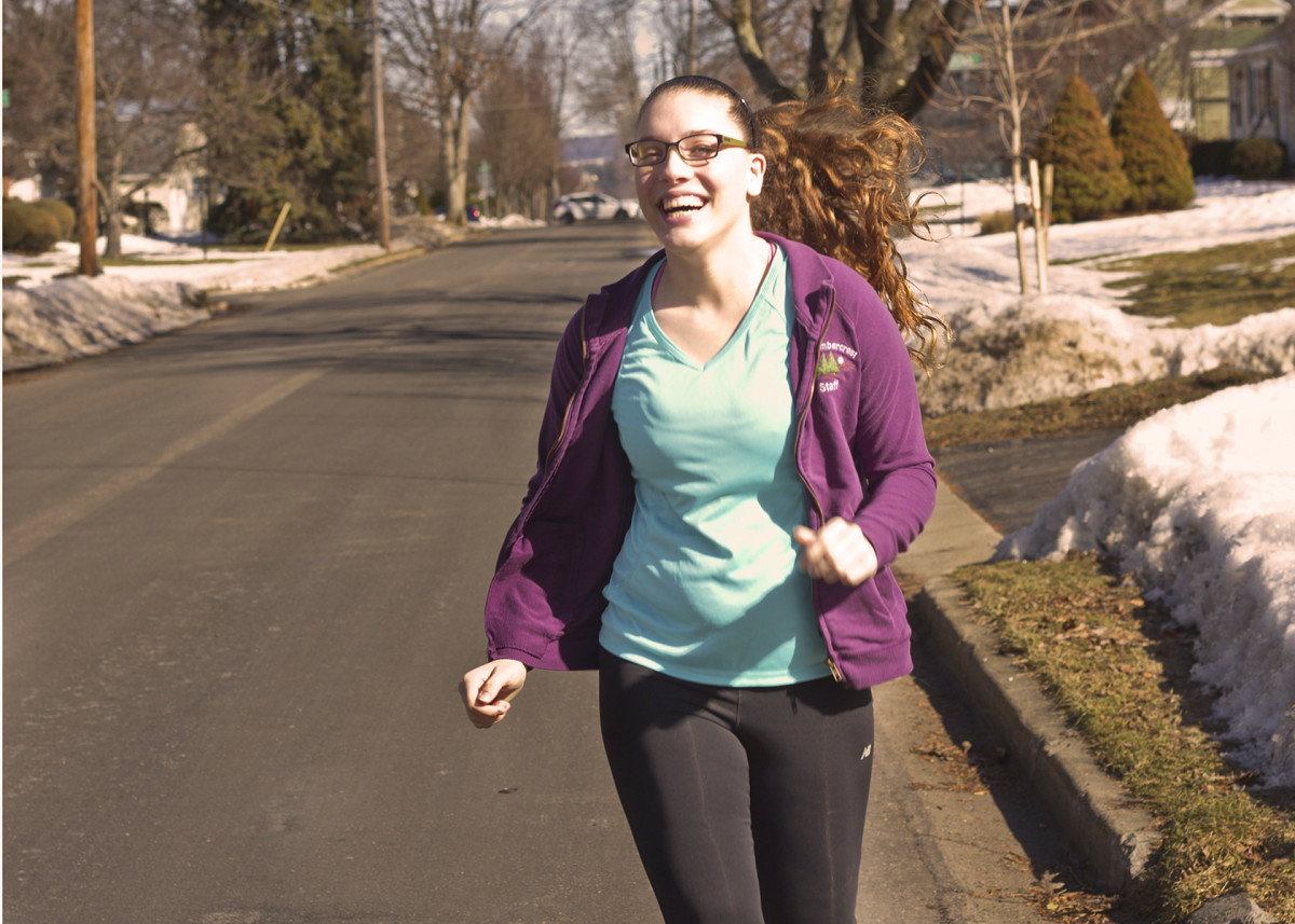 Some great weight-loss exercises include jogging, walking briskly, using an elliptical machine, swimming, jumping rope, and using a treadmill.