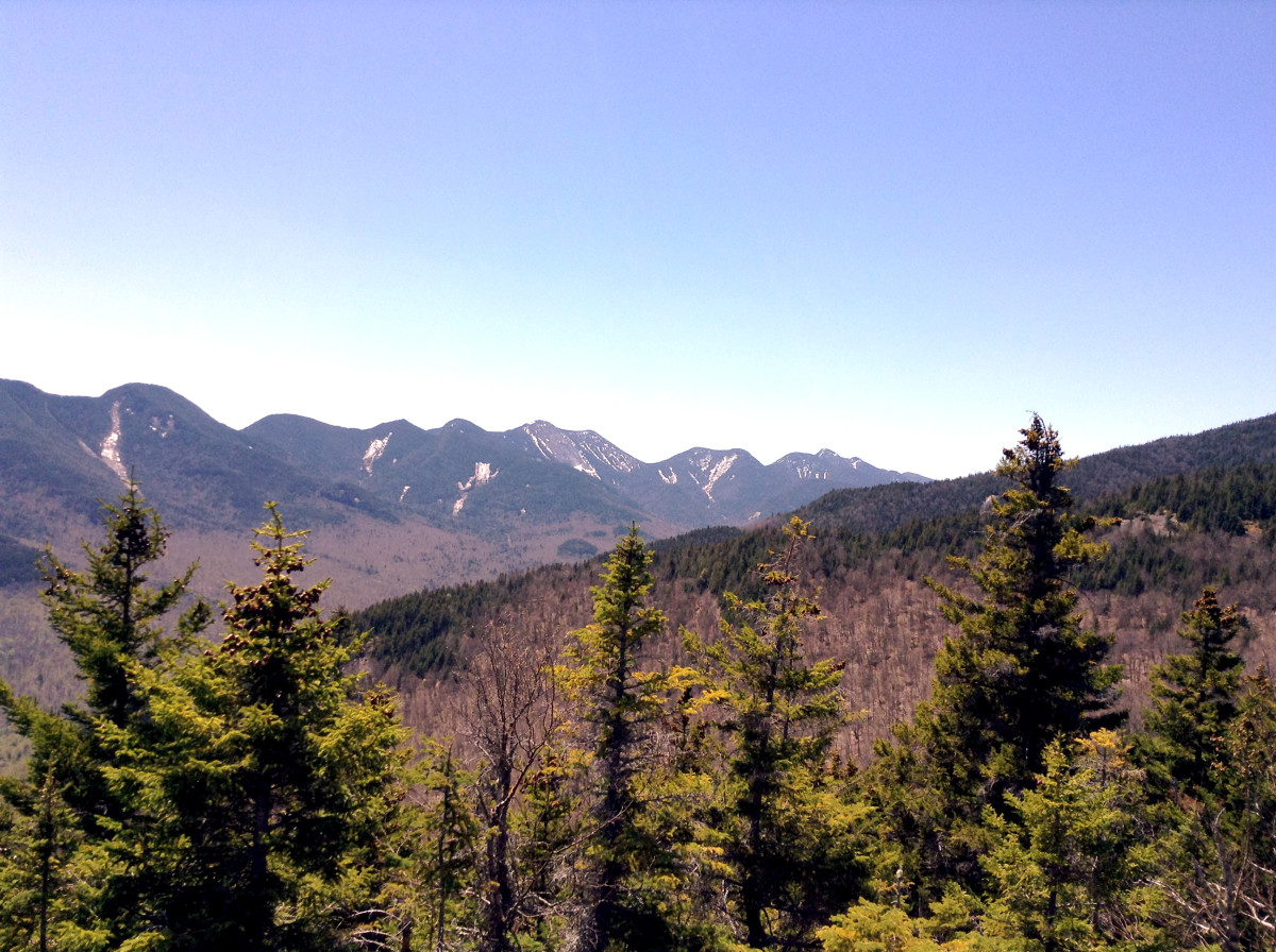 View of the Great Range