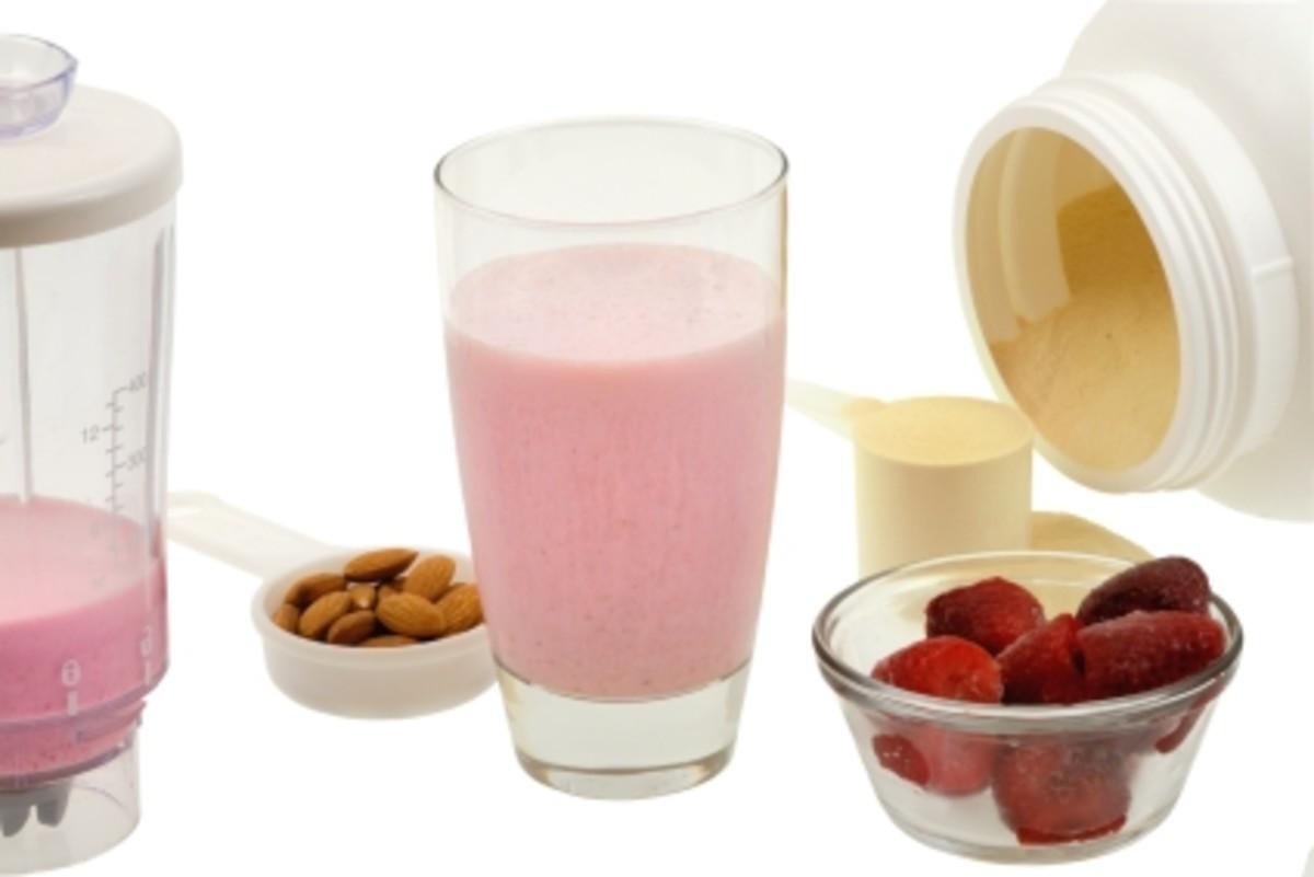 BCAA-Rich Foods