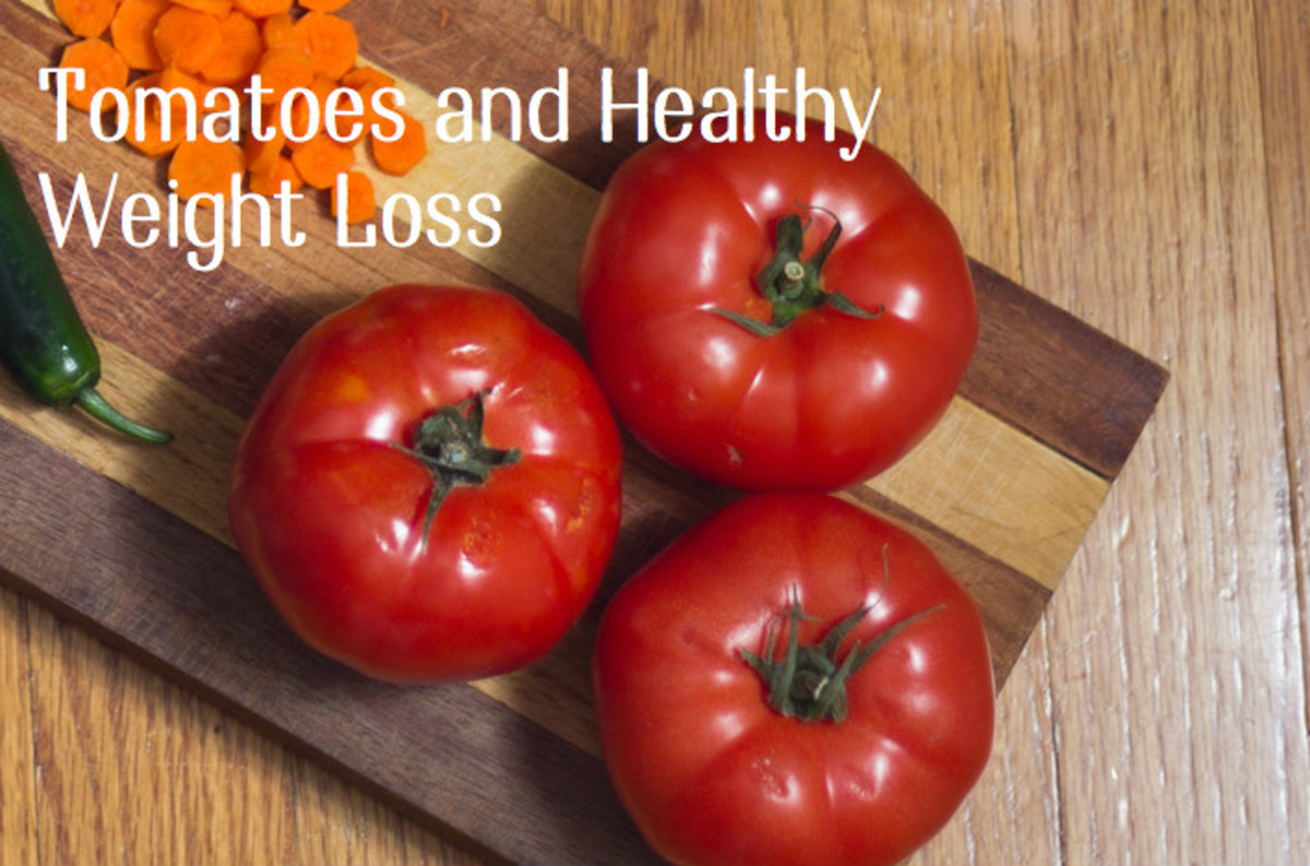 Do not eat cherry tomatoes today. Find some medium-sized organic tomatoes.