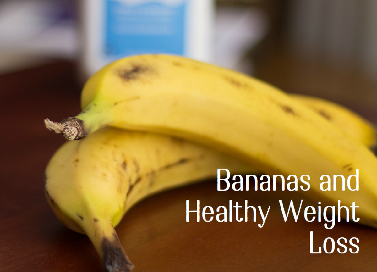A banana is a complete energy fruit that is easy to digest and is completely fat-free.