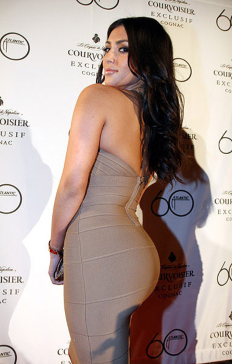 Do you want a butt like Kim Kardashian's?