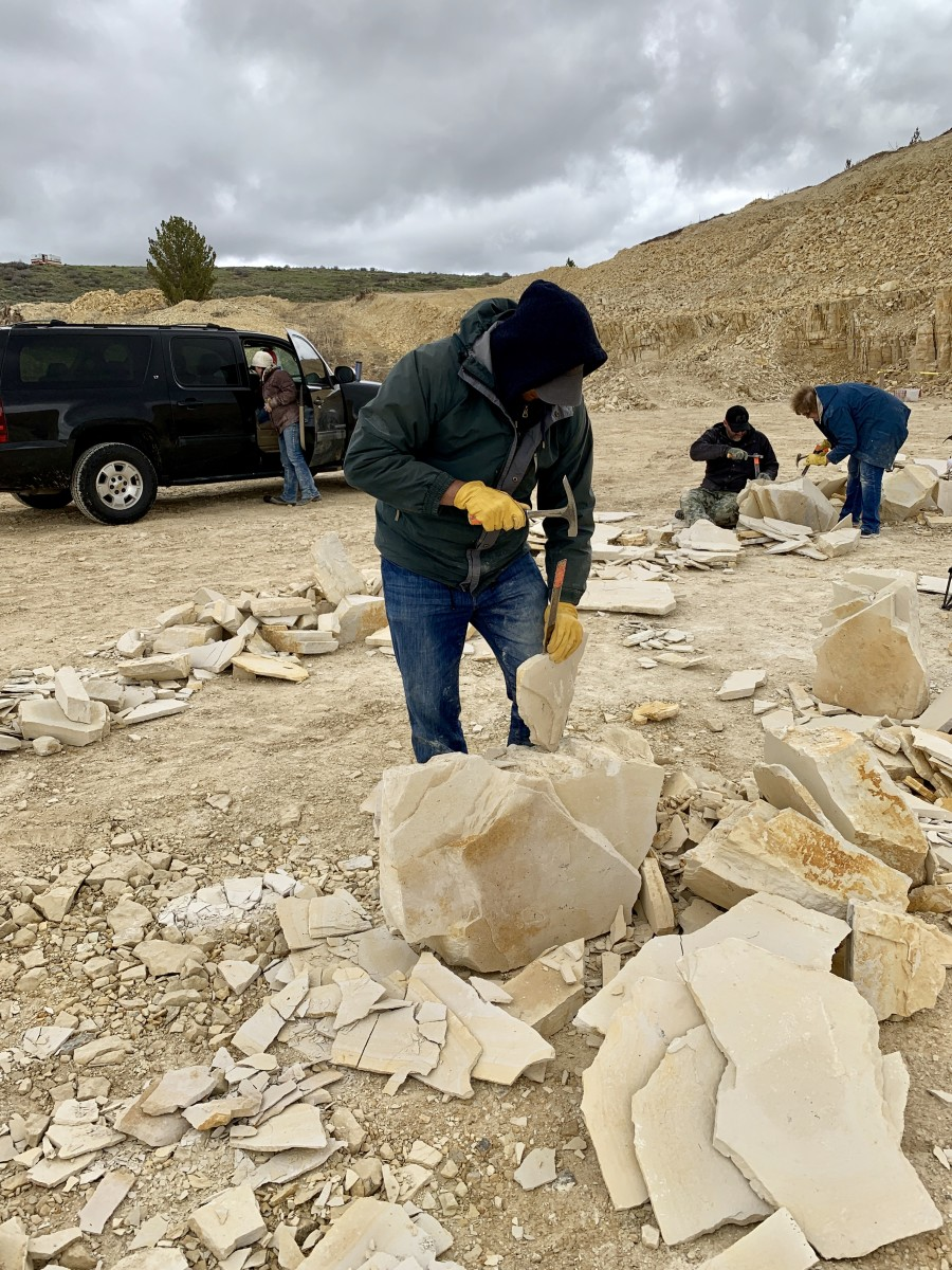 If you can tear yourself away from the river for a day, searching for 50 million-year-old fossil fish is a great way to get a memorable trophy from your trip.
