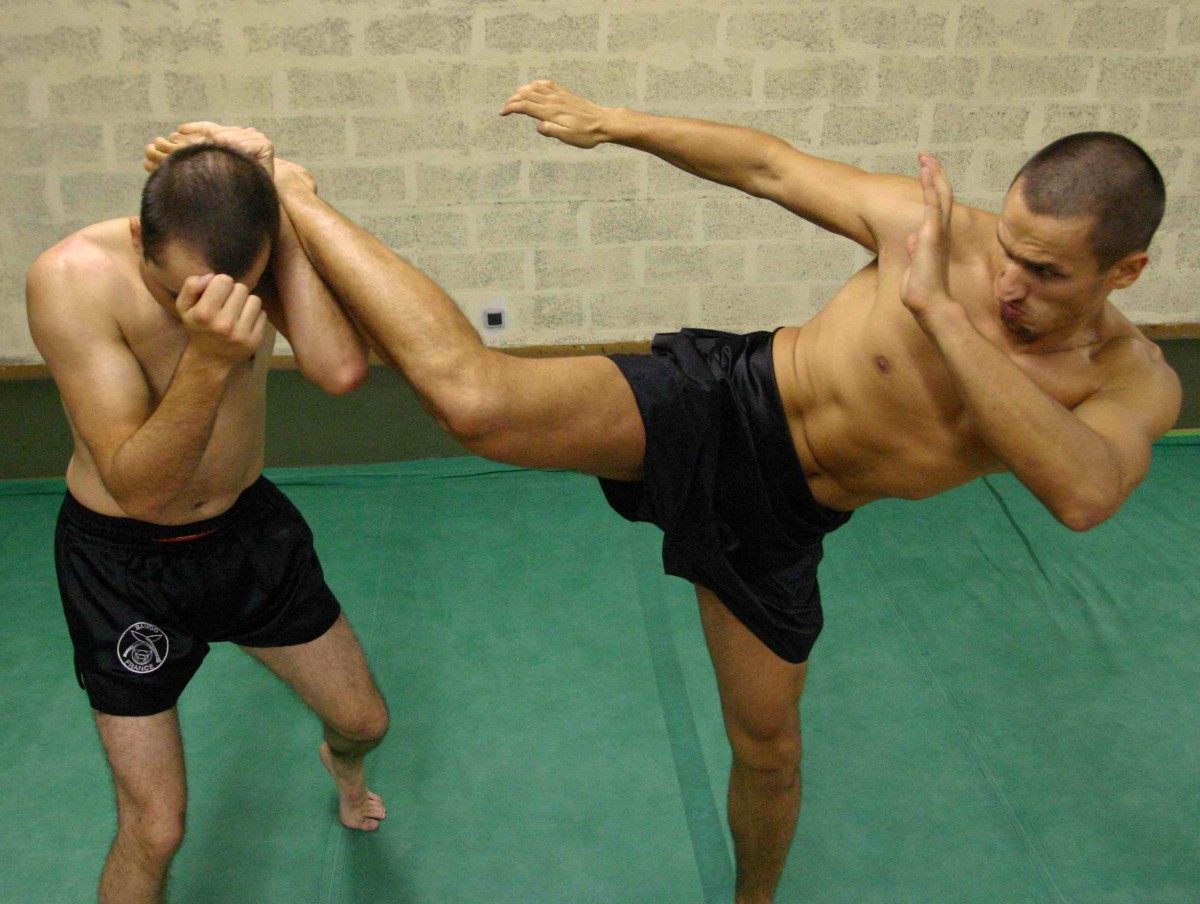 Co-contraction can improve anything from your high kick...