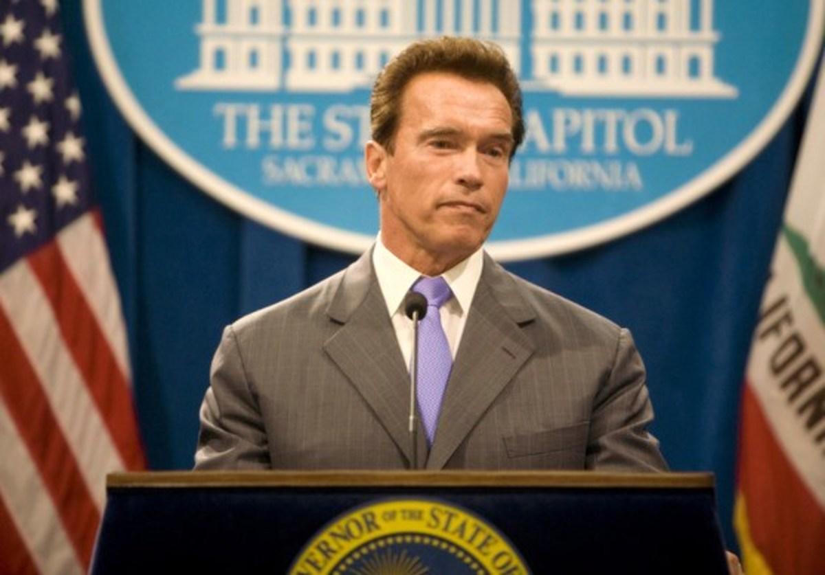 """""""I have inhaled, exhaled everything"""" - Arnold Schwarzenegger"""