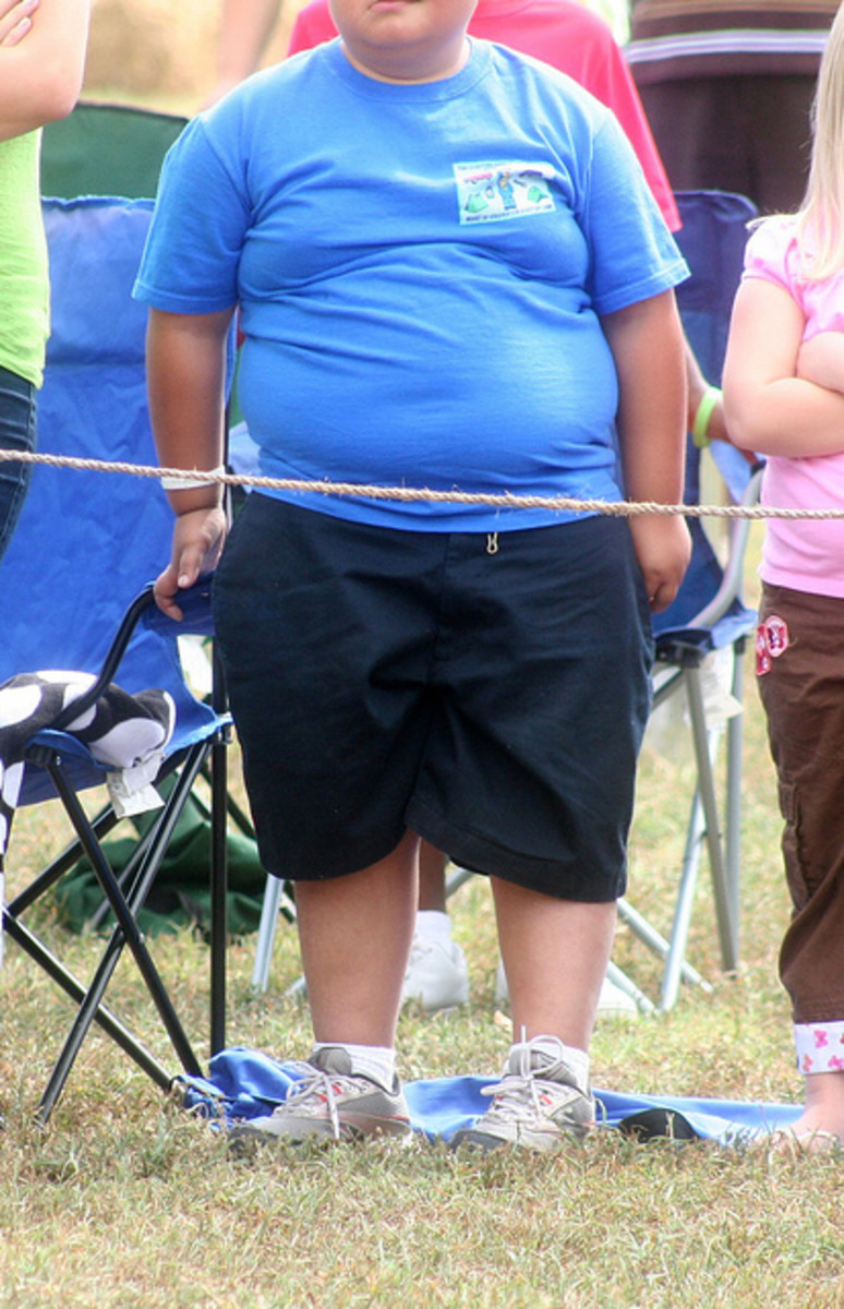 More children are obese now than ever before.