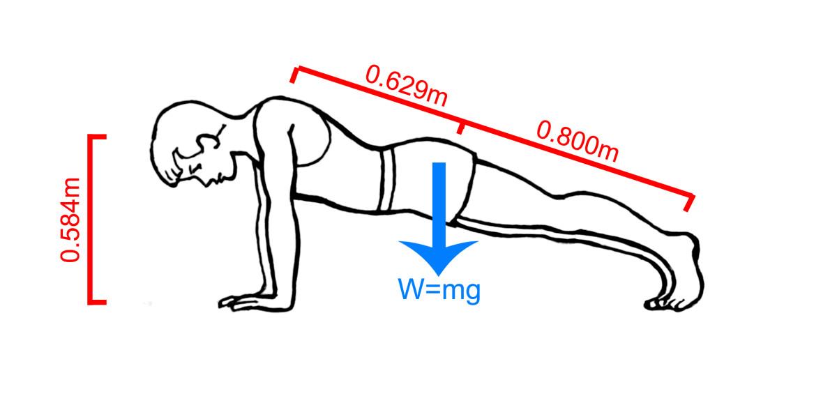 press ups pierde greutate