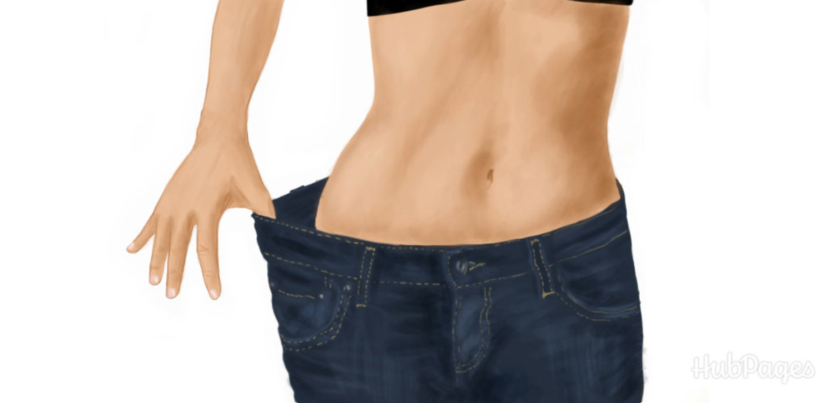 What to do to slim down