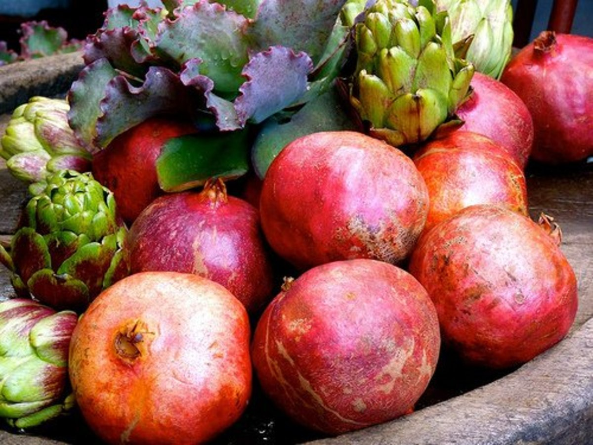 Pomegranate has been used as traditional remedy for years and people from the Middle East have known its health benefits for centuries