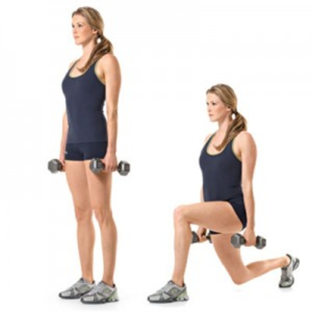 Image result for back lunge