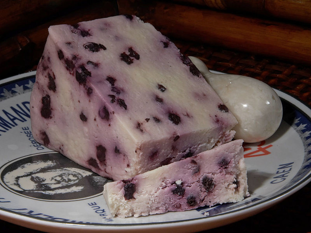 Blueberry Stilton Cheese