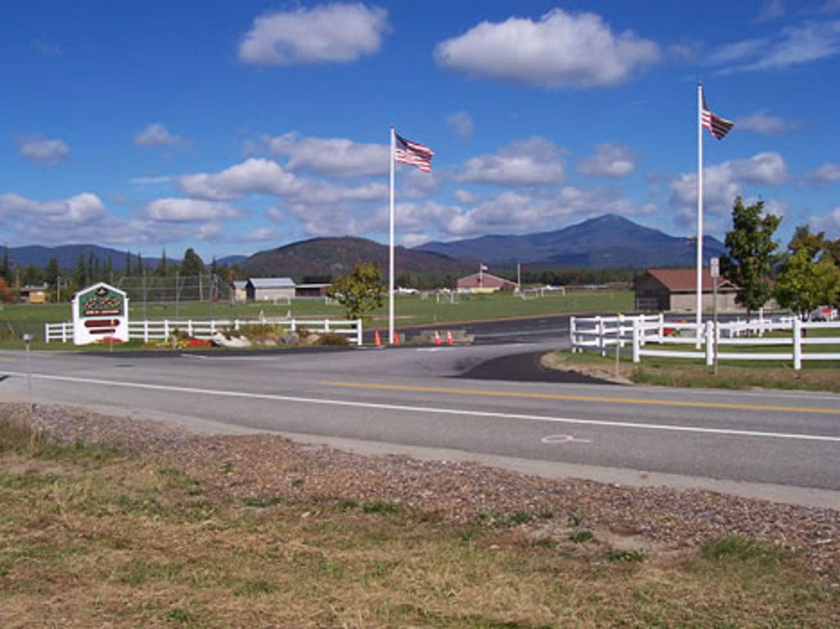 The Equestrian Grounds