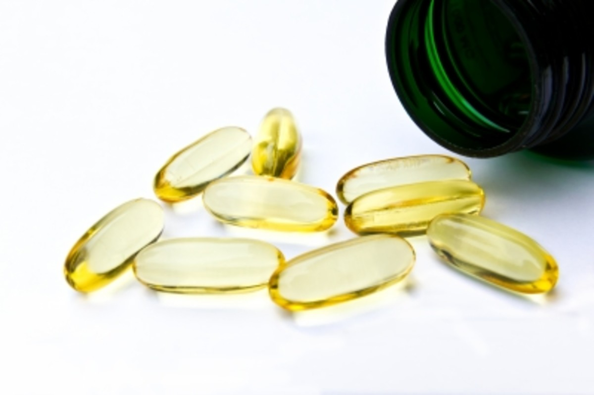 If you do not consume oily fish on a regular basis oil capsules are a great alternative.