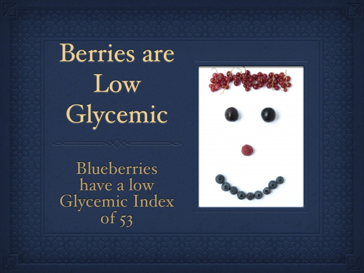 Low glycemic foods help maintain energy levels and fullness for longer periods of time.