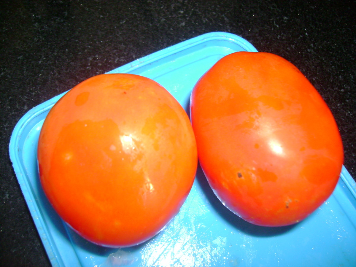 Fresh Raw Tomatoes
