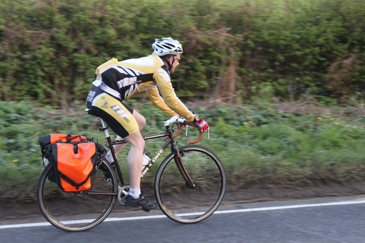 Commuting to work by bike can help weight loss