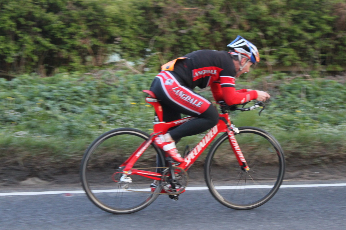 Time Trials are a great challenge to help with cycling weight loss goals for the competitively minded.