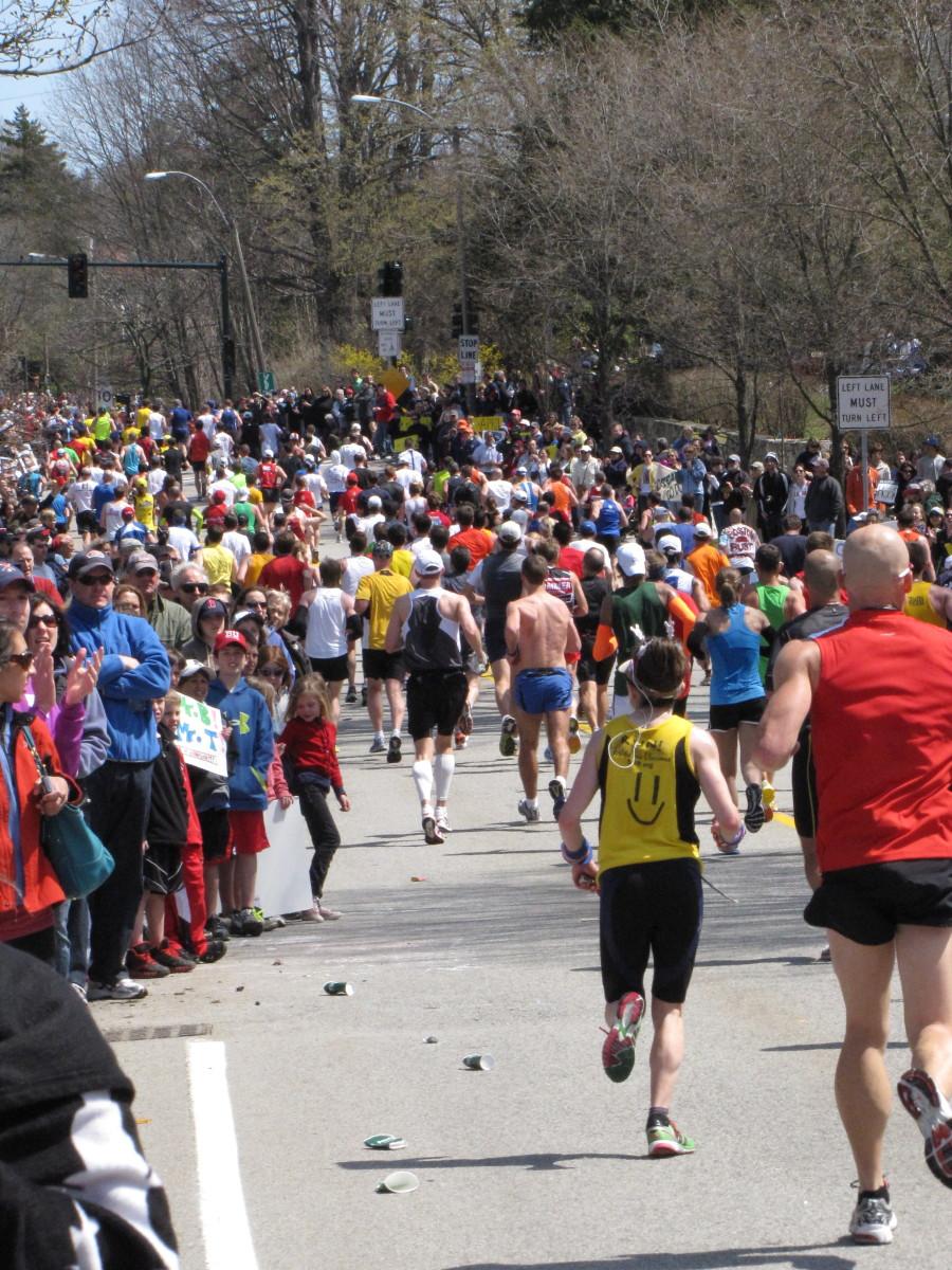 2011 Boston Marathon
