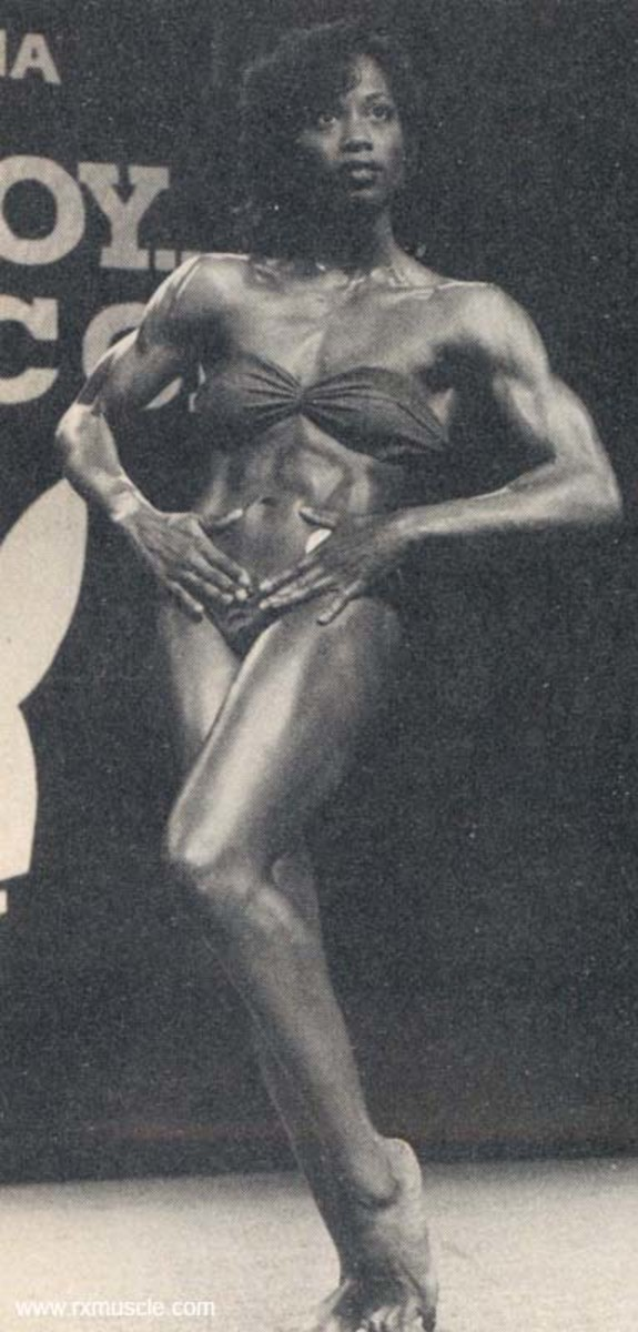 Patsy Chapman, Winner of Best in the World 1979.