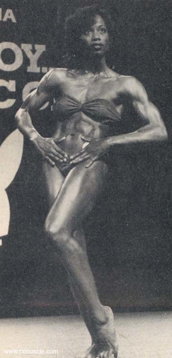 Patsy Chapman, Winner of Best in the World 1979.