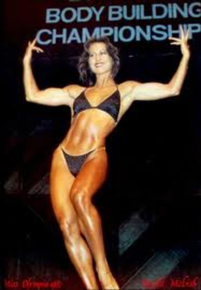 Rachel Mclish, Miss Olympia