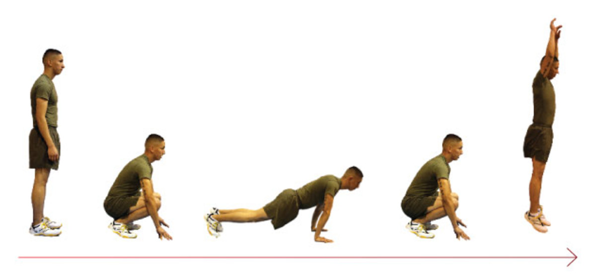 The Burpee, start to finish.