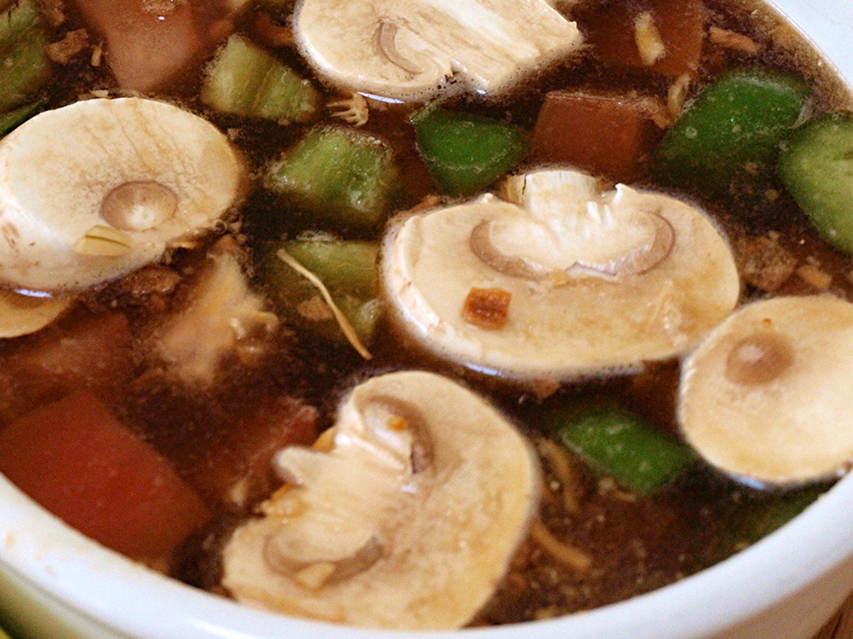 The GM diet soup recipe.