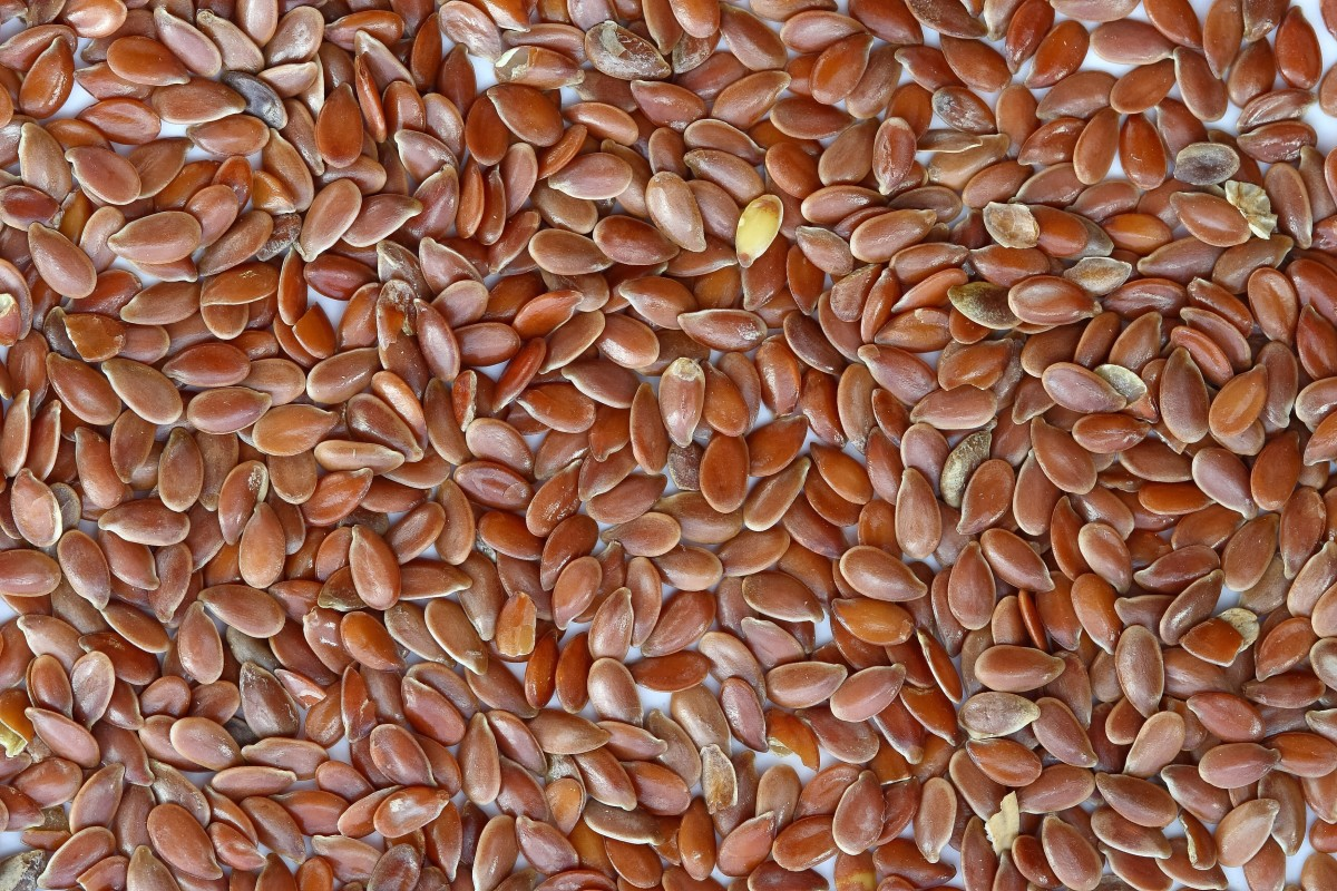 Flax seeds are a great source of ALA, which can be converted into DHA.