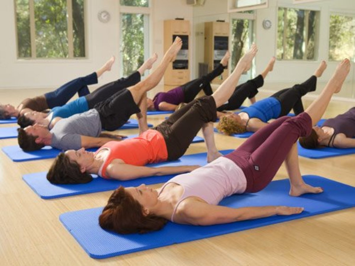 8 Simple & Effective Pilates Exercises for Beginners