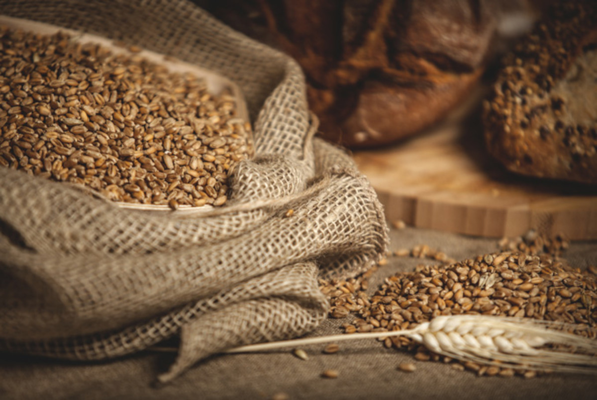 Whole grains are quite filling, but try not to overload on processed carbs!