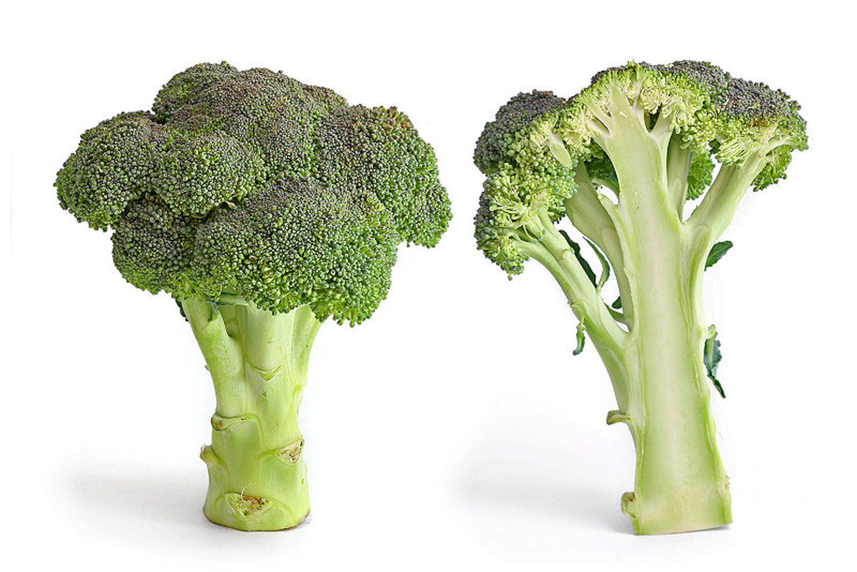Broccoli is an excellent natural source of Vitamin B5.