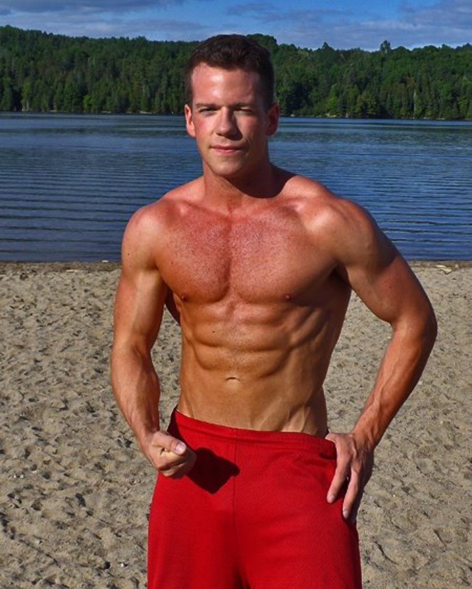 A strong midsection will help performance.
