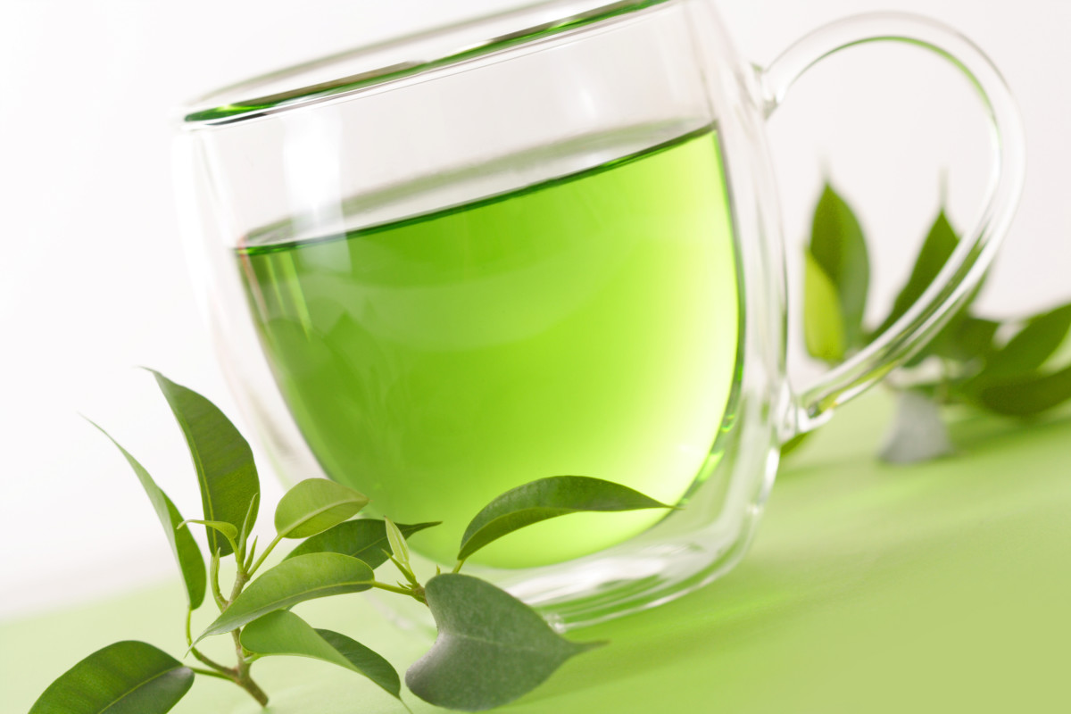 Green tea is one of the best teas for weight loss