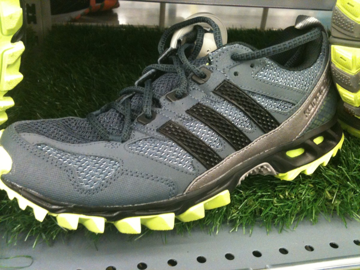 The Adidas Kanadia TR5 is a great value alternative for the frugal trail runner