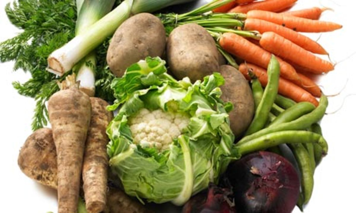 low-carb-high-fiber-vegetables-and-fruits