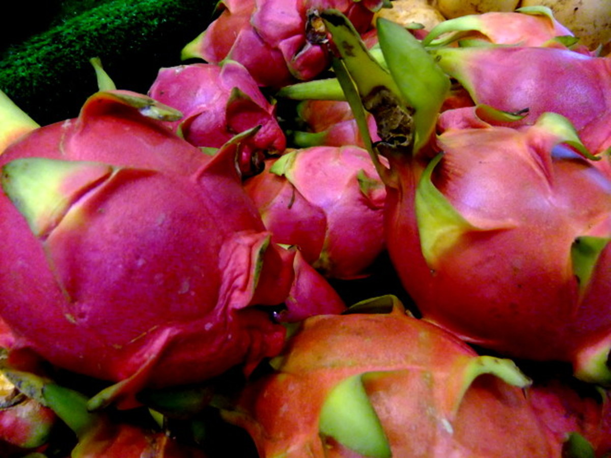 Dragon fruit is now a popular fruit in most countries