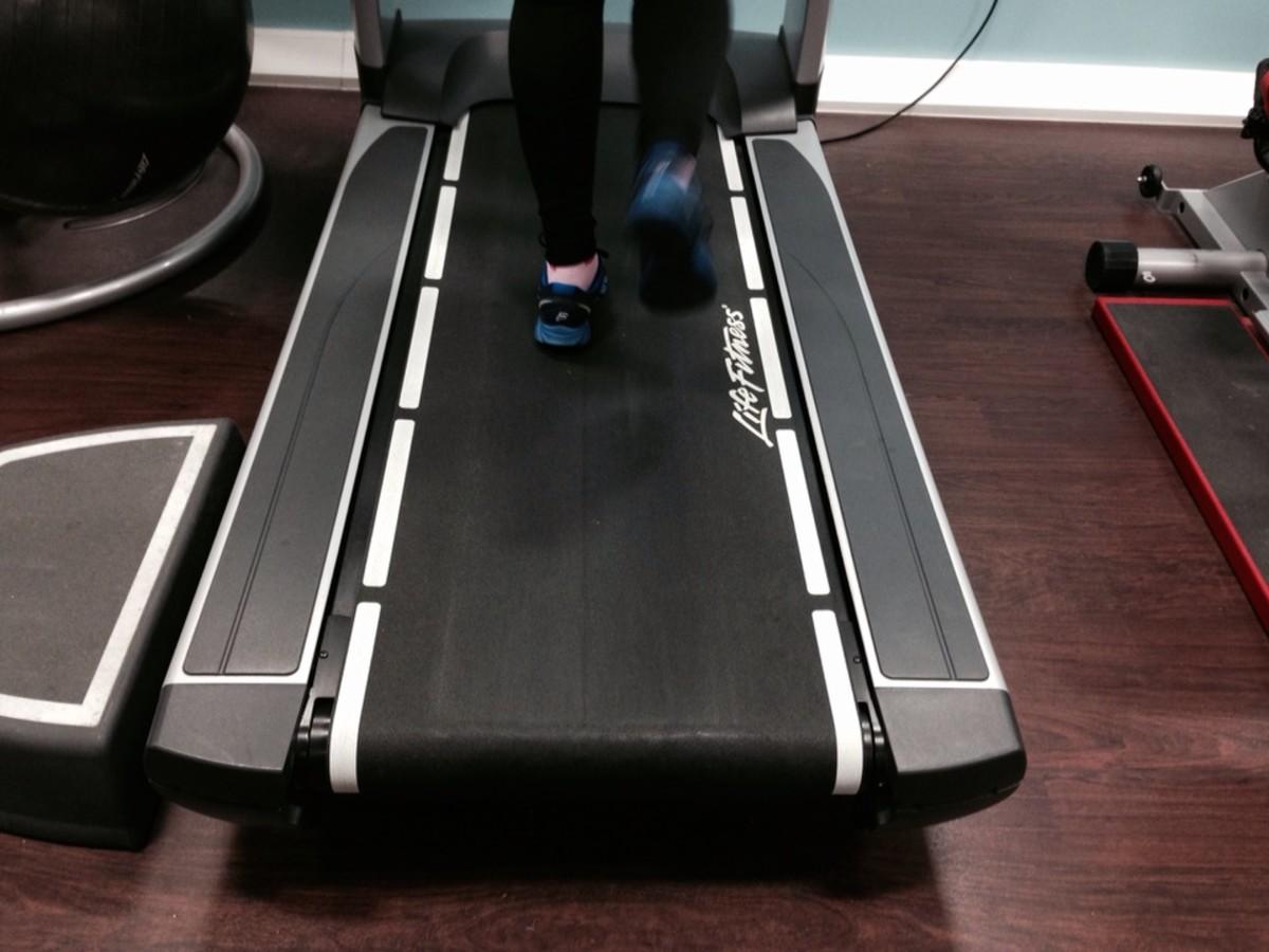 10 Minutes High Intensity Treadmill Workout
