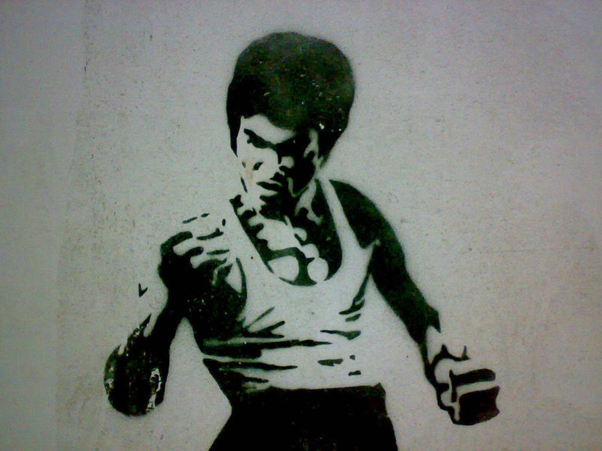 the-bruce-lee-workout-routine