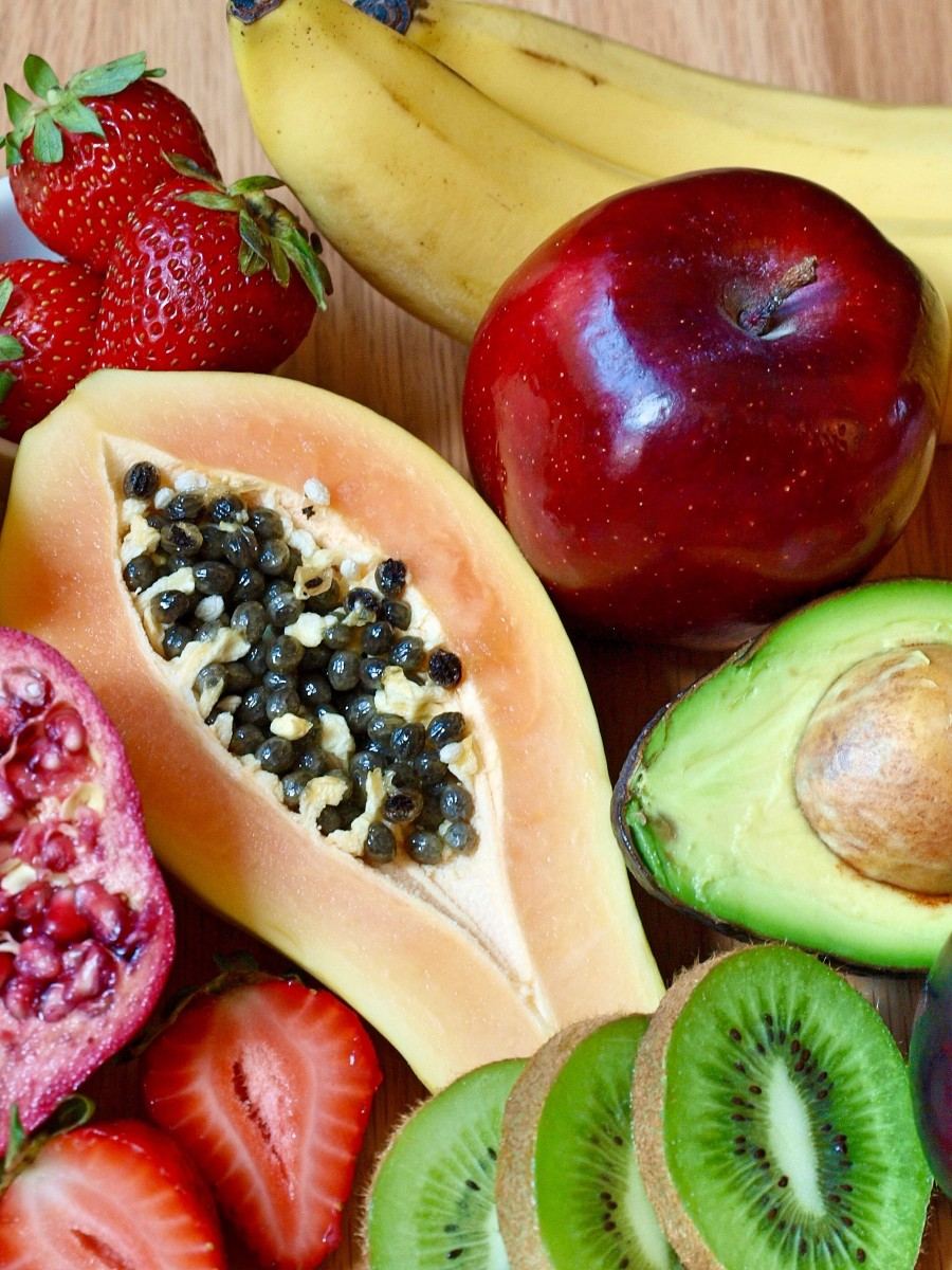The vitamins and antioxidants in these fruits will help your skin stay supple and smooth, giving your body what it needs to build and protect healthy skin cells.