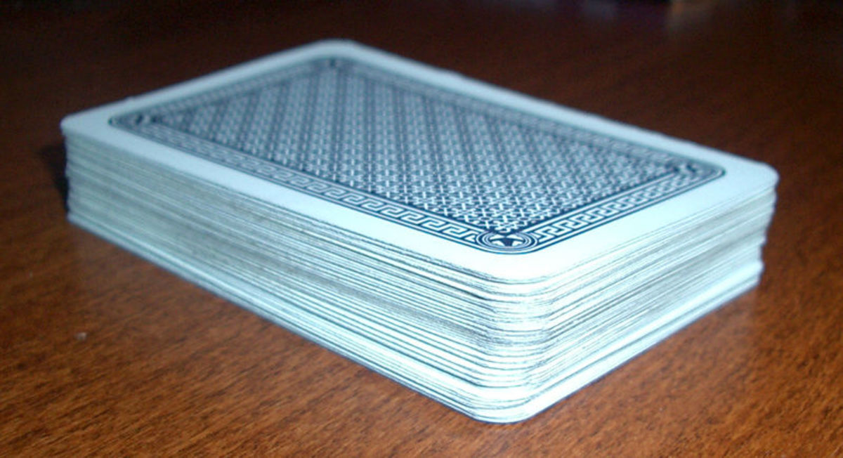CC-BY-SA-3.0 migrated File: Pack of Playing Cards Board.jpg Christian Gidlof