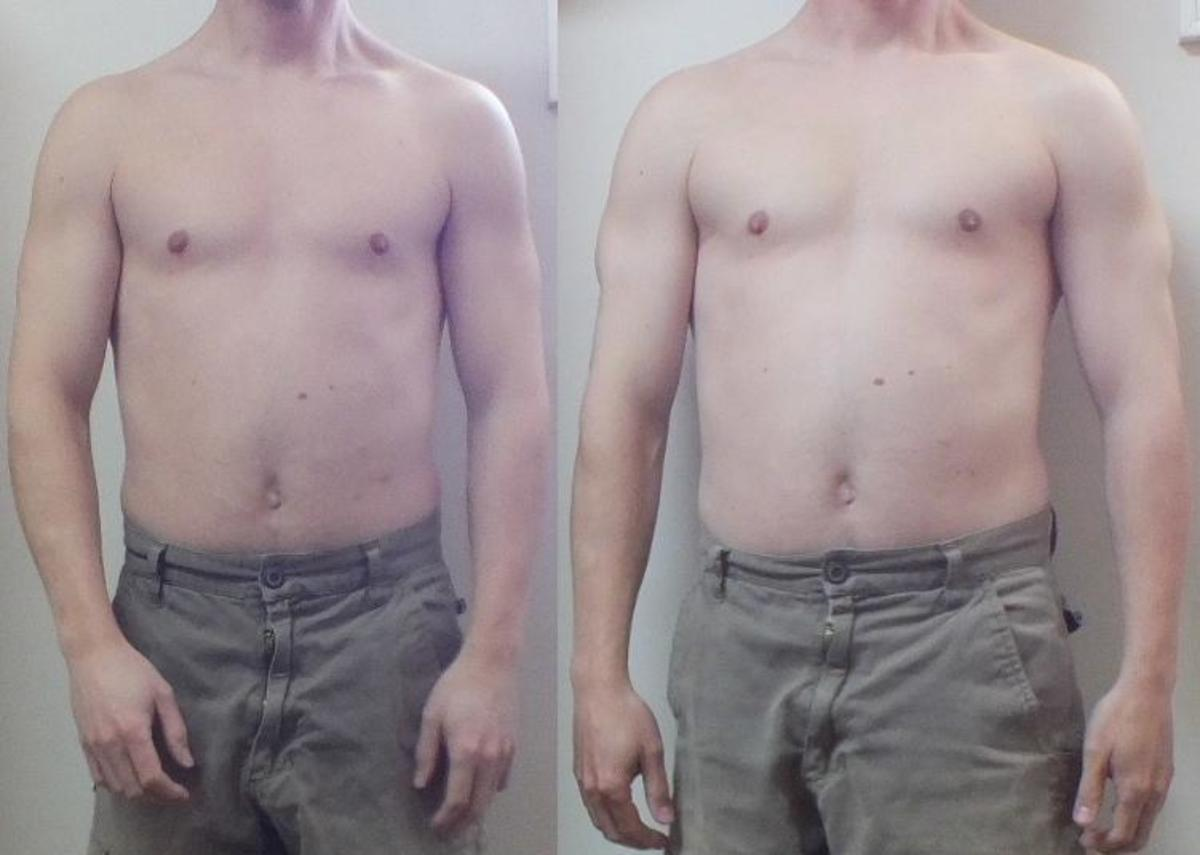 100 Push-Ups a Day Challenge: Before and After Results