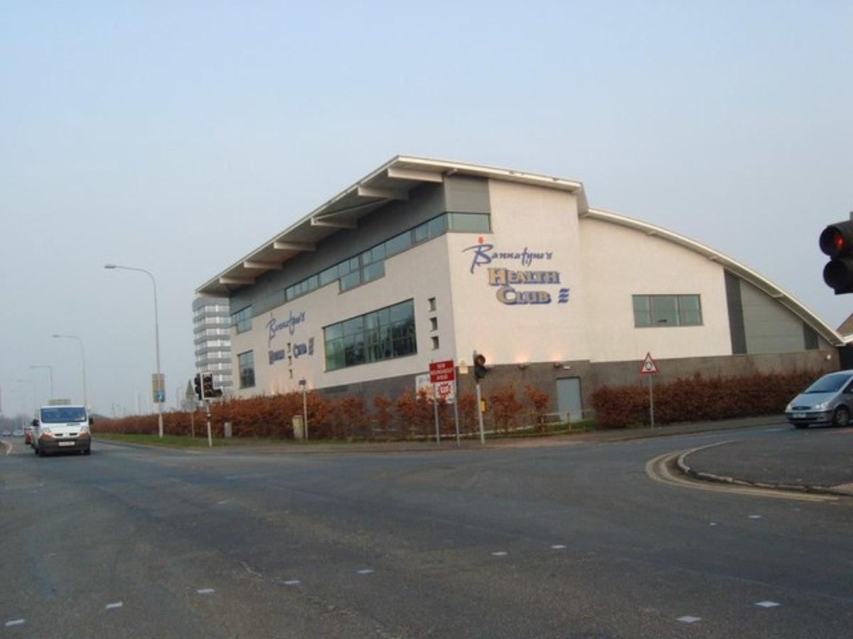 U. K. (United Kingdom) Health club