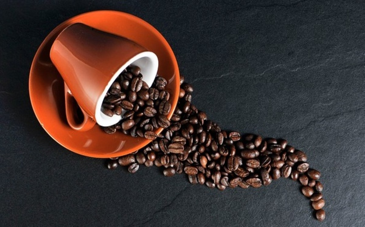 Health risk of drinking too much coffee