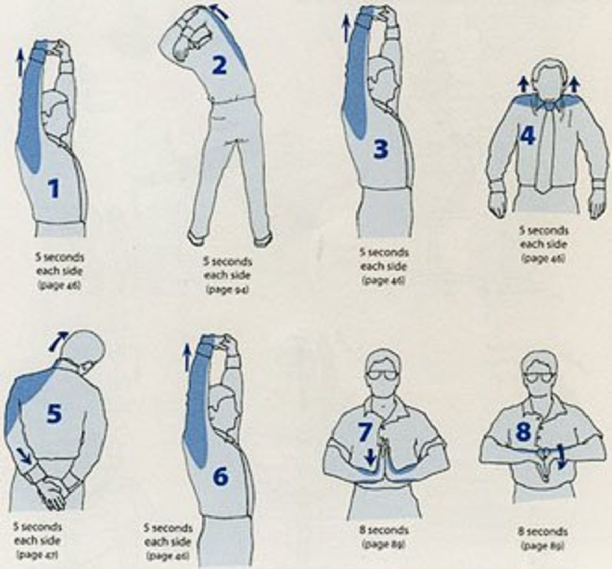 Exercise Made Fun And Safe Work Safety Stretching