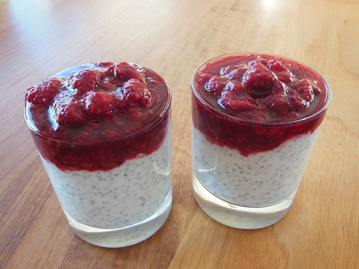 Great Tasting Chia Seed Recipe