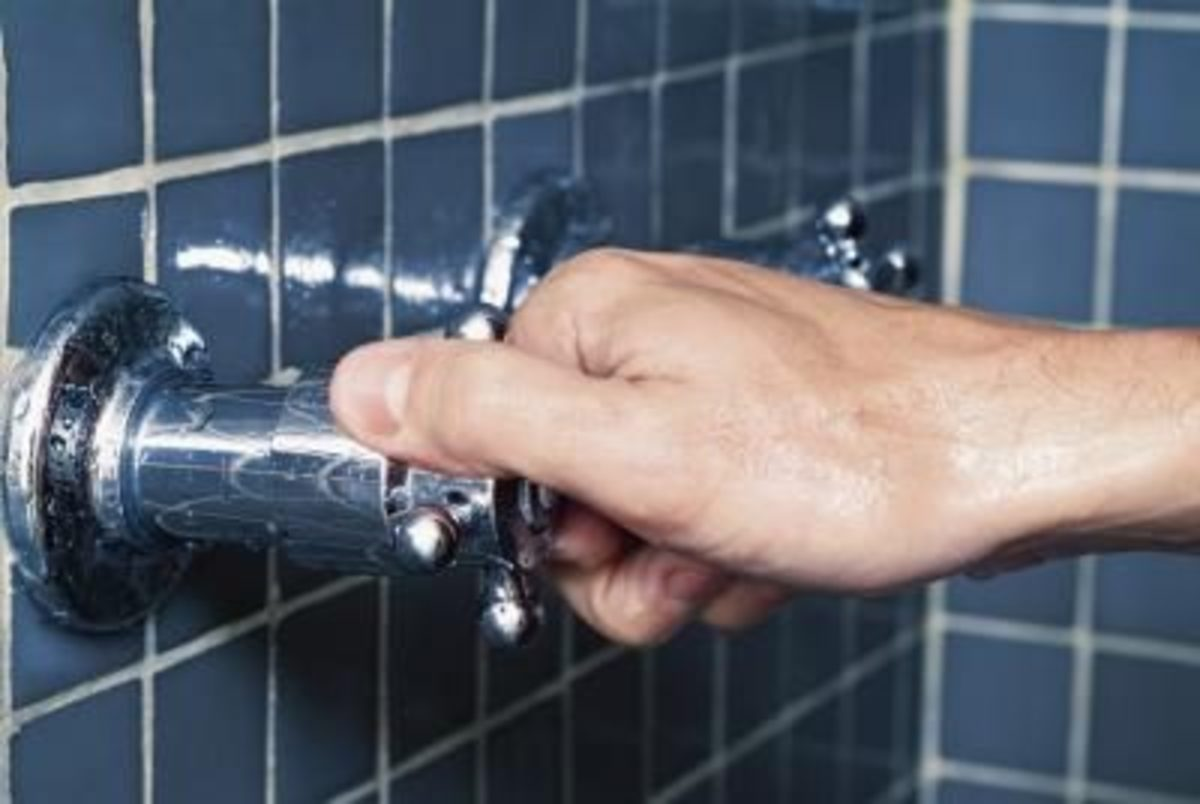 Turning the tap to cold might actually help you lose weight...