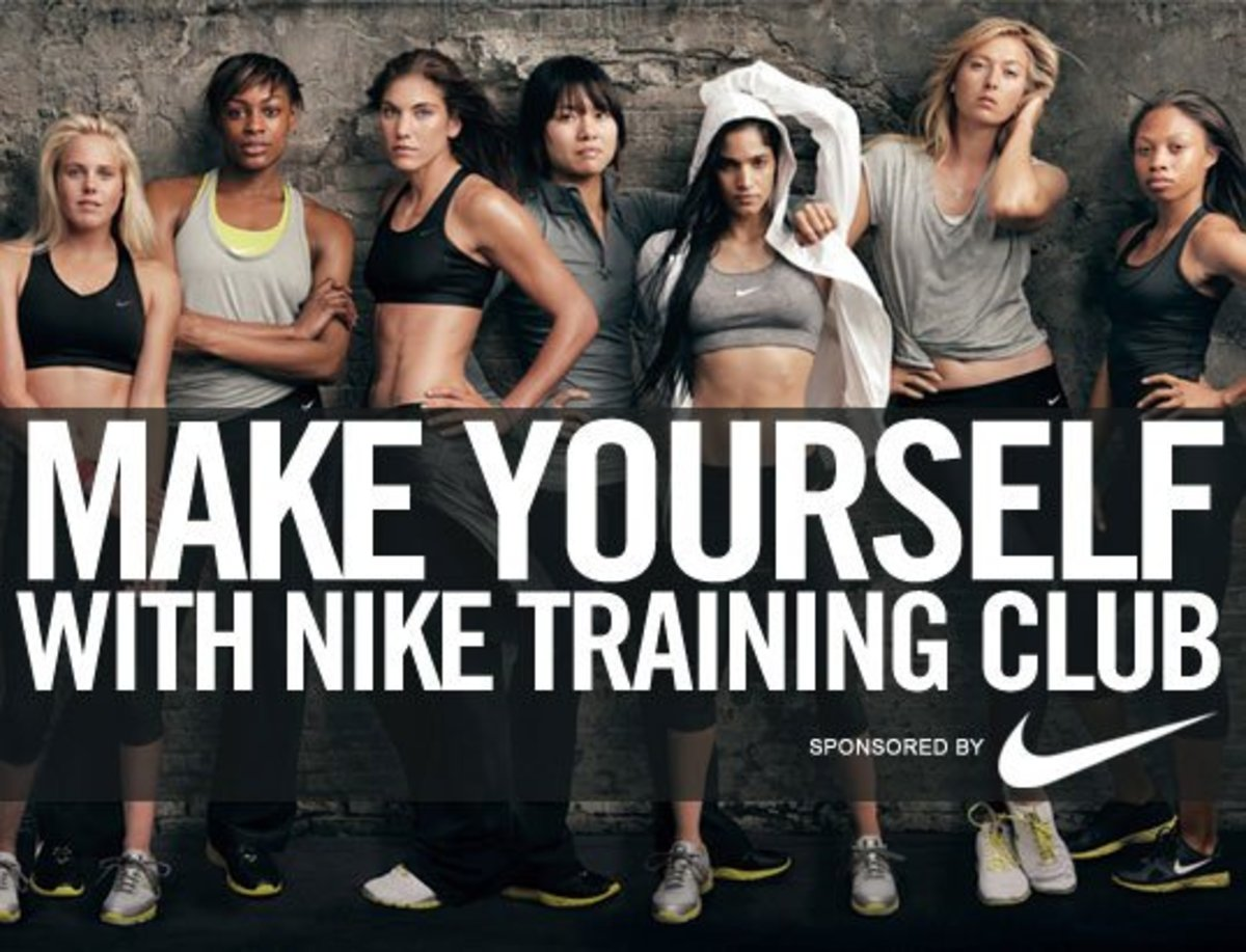 "Nike Training Club is one of the most popular apps for self-training (Adidas Train & Run and Freeletics are other popular apps). By using one of these apps, you are able to train by following a ""virtual personal trainer"", so that you are not alone"
